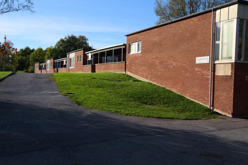 Ängåsskolan, Västra Frölunda